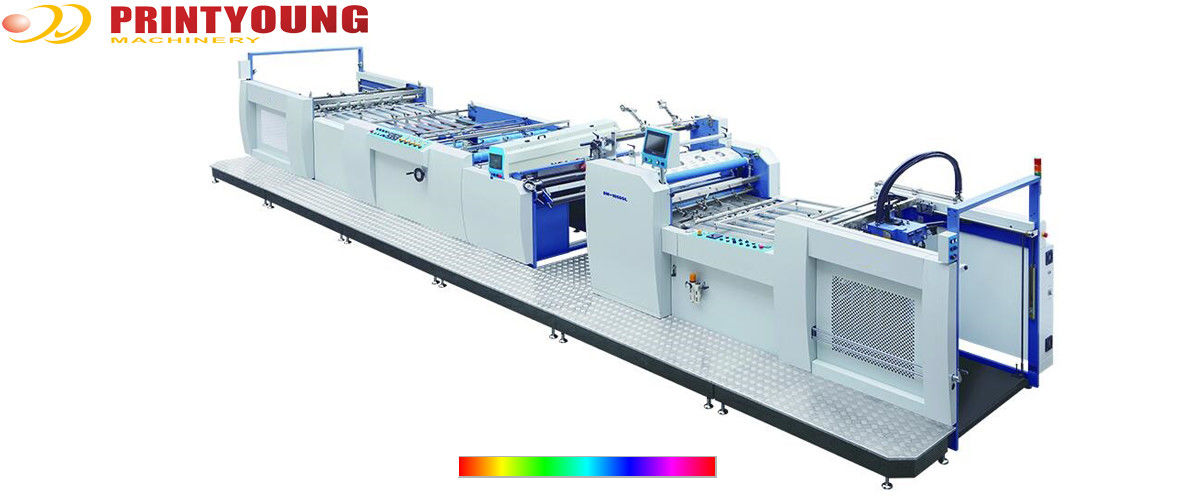China best Flute Laminating Machine on sales