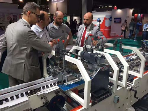 Italian printing exhibition successfully held in June