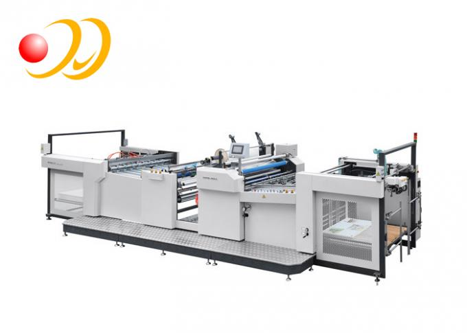 Plastic And Paper Industrial Laminating Machines