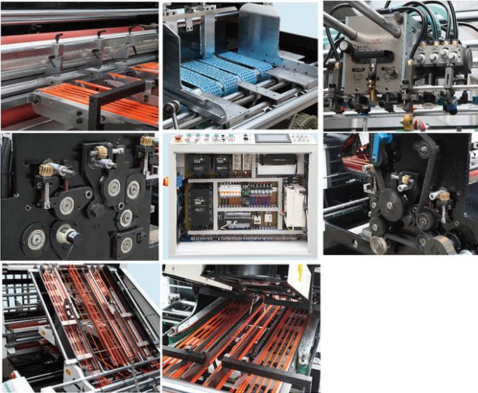 High Efficient Industrial Laminating Machine Automatic 10000sph 0