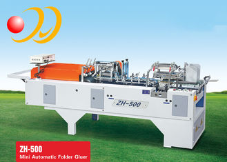 China Carton Folding And Gluing Machine supplier