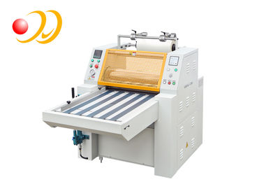 China High Speed Hydraulic Film Laminating Machine For Thermal Film supplier
