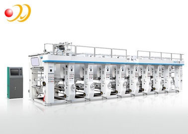 7 Motor Web Offset Printing Machine Fully Automatic Plastic Film