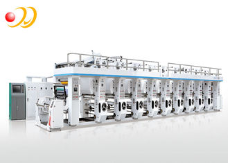 Electronic Line Shaft Rotogravure Printing Machinecomputerized Register