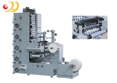 Automatic Non Woven Flexo Printing Machine Graphic High – Graded