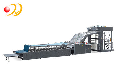 China Durable Filmed Paper Manual Flute Laminating Machine Stable supplier