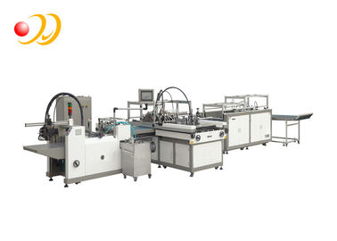 Case Making Printing And Packaging Machines With Hydraulic Drive