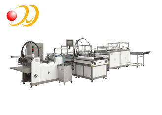 Automatic Cover Printing And Packaging Machines Double - Control Device