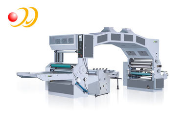 China Multi Purpose Film Laminating Machine With Oil Heating And Cut Paper supplier