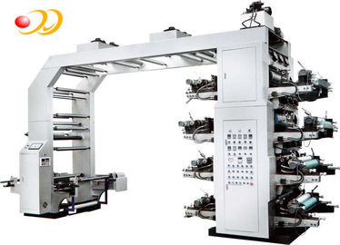 High Speed  8 Colors 1000mm  Flexo Printing Machine For Pe Activities