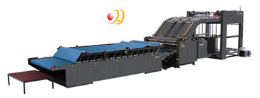 China Computerized Automatic Flute Laminating Machine With Vacuum Feeding Machine supplier