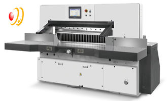 China Program Control Paper Cut Machine With Touch Screen All-In-One supplier