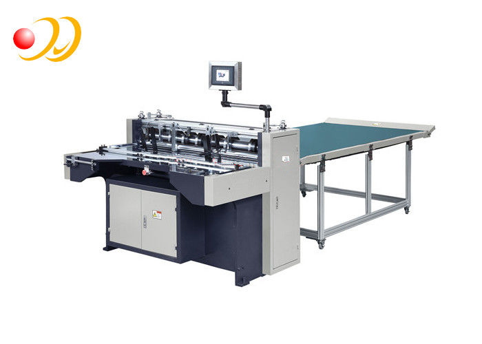 Cardboard Slitting Printing And Packaging Machines CE Certificate