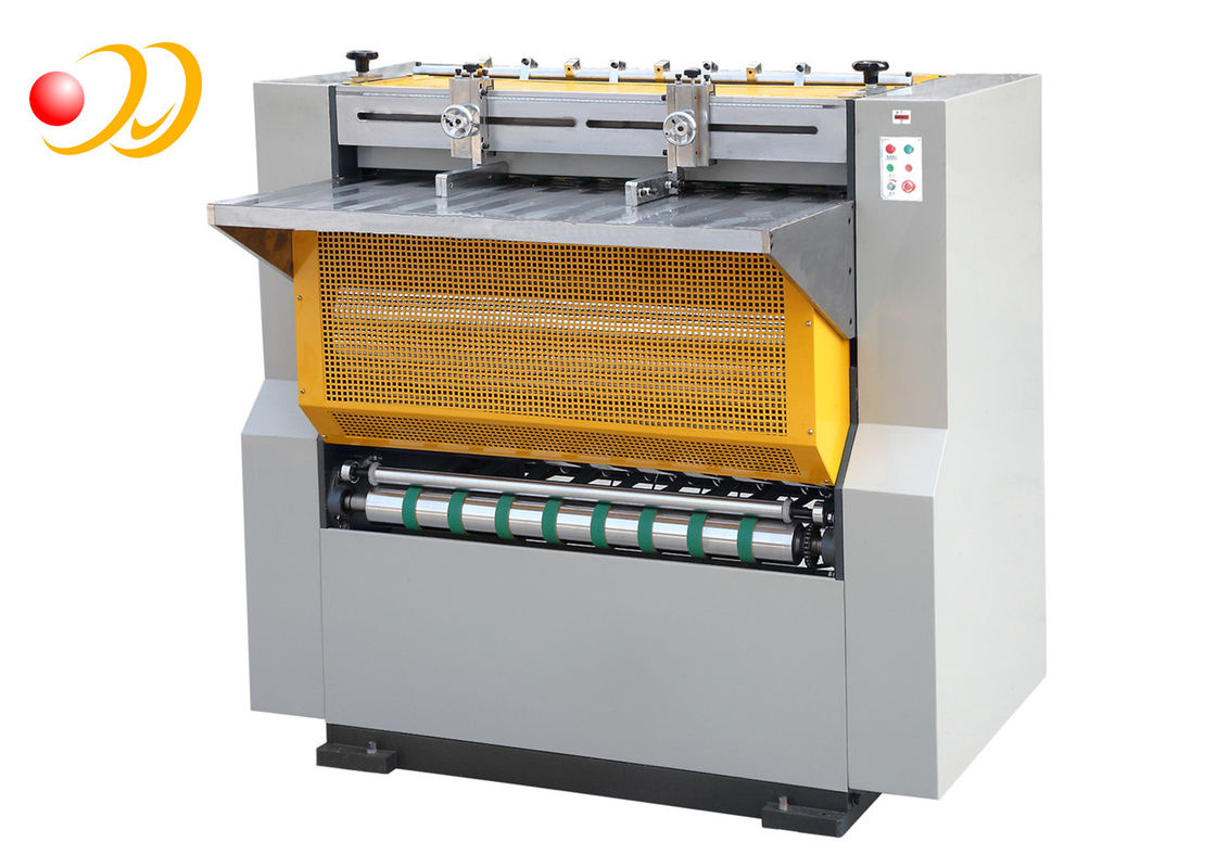 Digital Grooving Printing And Packaging Machines Automatic For Paperboard