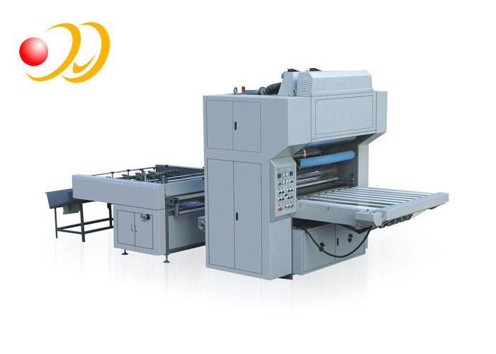 Manual Vertical Film Lamination Machine With 0-38m / Min Speed