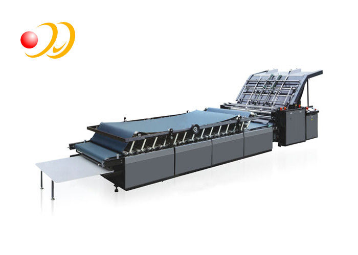 Semi Automatic Lamination Machine Corrugated Paper High Precision