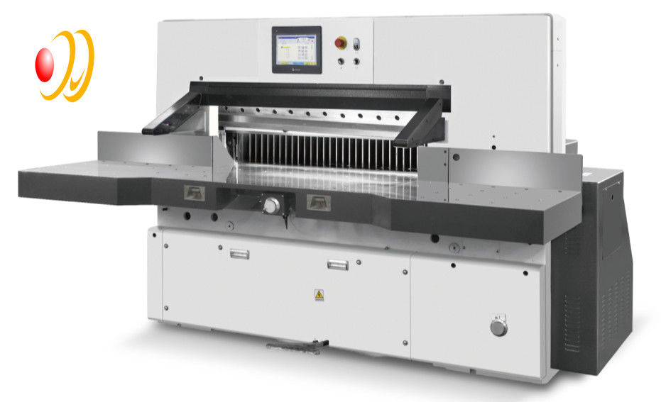 Program Control Paper Cut Machine With Touch Screen All In One