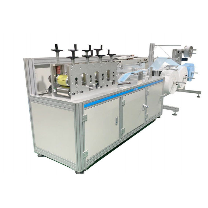 Disposable Nonwoven Face Mask Making Machine Face Mask Production Line