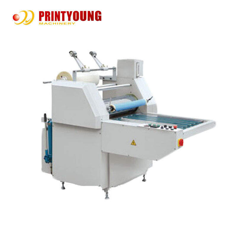 30 M/Min Oil Heating Thermal Film Laminator Machine