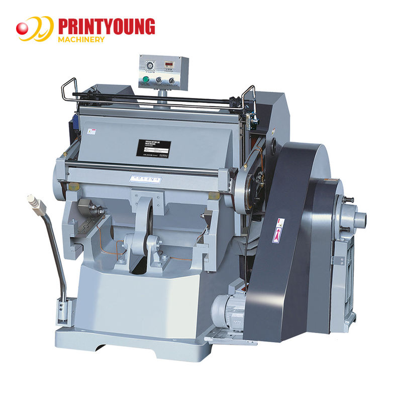 Sliding Bearing Pizza Box 21kw 65m/Min Paper Die Cutters