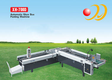 Newly developed Automatic counting Folder Gluer Machine for Corrugated Shoe Box