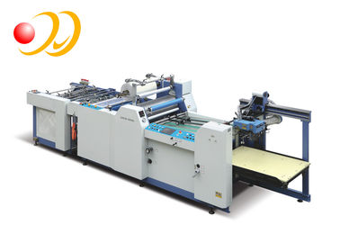 High Automation Pouch Laminating Machine