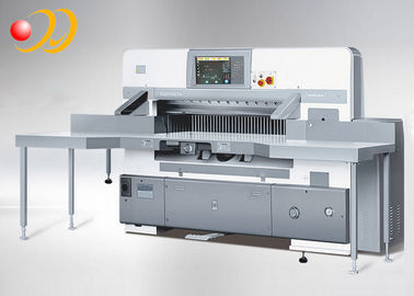 Single Hydraumatic Automatic Paper Cutting Machine 10.4 Inch