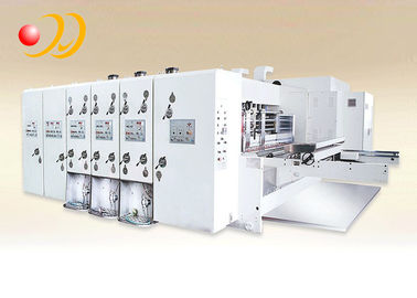 High Speed Corrugated Carton Box Making Machine Flexo Printing Slotting