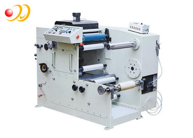 One Colour Printing Press Machinery , Automatic Flexo Label Printing