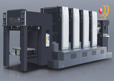 Multicolor Flatbed Page Offset Printing Machine 45kw 220V / 380V