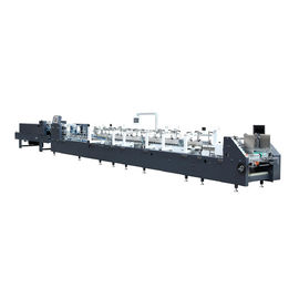 1100CS Automatic High Speed Four and Six Corner Carton Box Folder Gluer Machine
